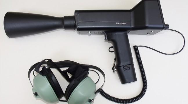 Pistolet ultrasons ULTRAPROBE 10000 – UE SYSTEMS